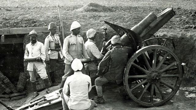 vilka var allierade under första världskriget