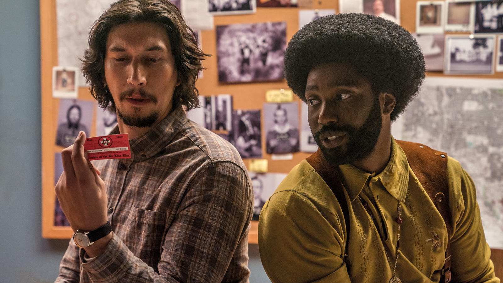 Play / BlackKklansman