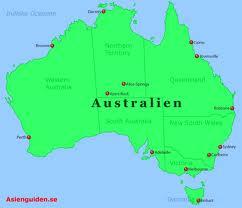 Australien Karta Lander.Play Australien Och Oceanien