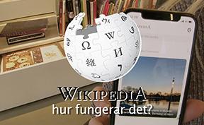 Wikipedia - hur fungerar det?